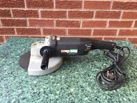 Black and decker professional Angle grinder 2000w 240v 230mm