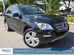 2011 Mercedes-Benz ML 350