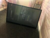 "LG tv 50"""