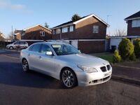 BMW 525D SE AUTO,AUTOMATIC,SAT NAV,LEATHER,07858140523