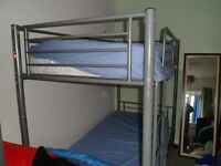 BUCK BEDS GOOD CONDITION £100 PICK UP ONLY