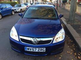 Vauxhall vectra 1.8 LOW MILEAGE