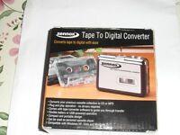 Zennox tape to digital converter
