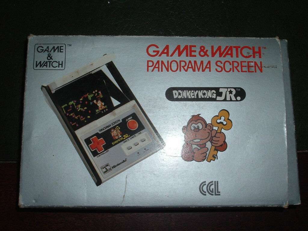 Nintendo Donkey Kong Game & Watch CJ-93