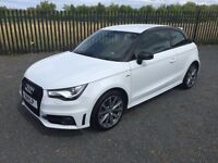 2014 14 AUDI A1 1.6TDI SPECIAL EDITION S LINE - *LOW MILEAGE* - TOP SPEC VEHICLE - STUNNING EXAMPLE
