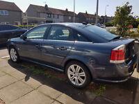 Vauxhall vectra exclusive 78k 1.8