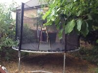 Plum 9ft 3m Trampoline & Enclosure