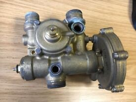 Ideal C80FF and C95FF Diverter Valve and Water Valve Spares