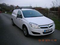 Vauxhall Astra Club Van