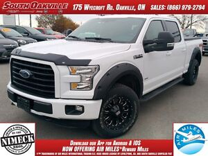 2016 Ford F-150 FX4 | PANORAMIC ROOF | NAVIGATION | BACKUP CAMER