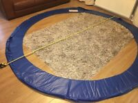 NEW : 10ft replacement trampoline pad