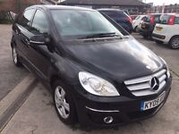 Fabulous Value And Great Condition 2009 09 Mercedes Benz B150 SE Auto Only 56000 Miles HPI Clear !!!