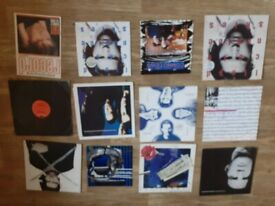 12 x Lloyd cole & the commotions vinyl collection