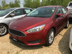 2017 Ford Focus Hatchback SE
