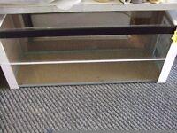 NEW 3FTX15X12 GLASS FISHTANK