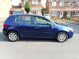 Volkswagen Golf 1.6 Petrol 2005 5 Doors ****AUTO***