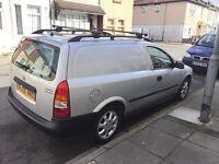 Vauxhall Astra Sportive Van 1.7 DTI