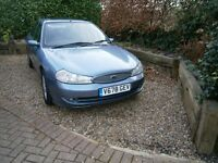 mondeo 2.5 ghia x st24 bodykit and wheels from new