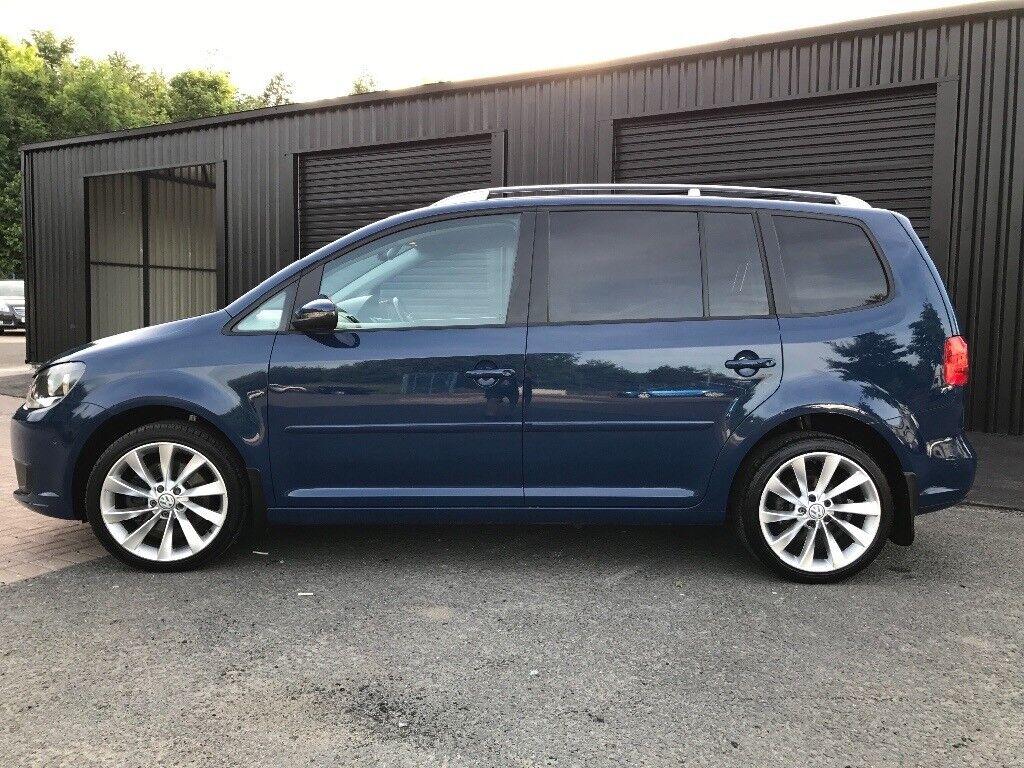 Volkswagen touran 2.0 tdi SE BLUE TECH 7 seater