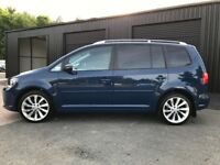 Volkswagen touran 2.0 tdi SE BLUE TECH 7 seater