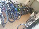 40 adult bikes