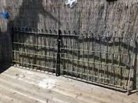 2 Iron gates