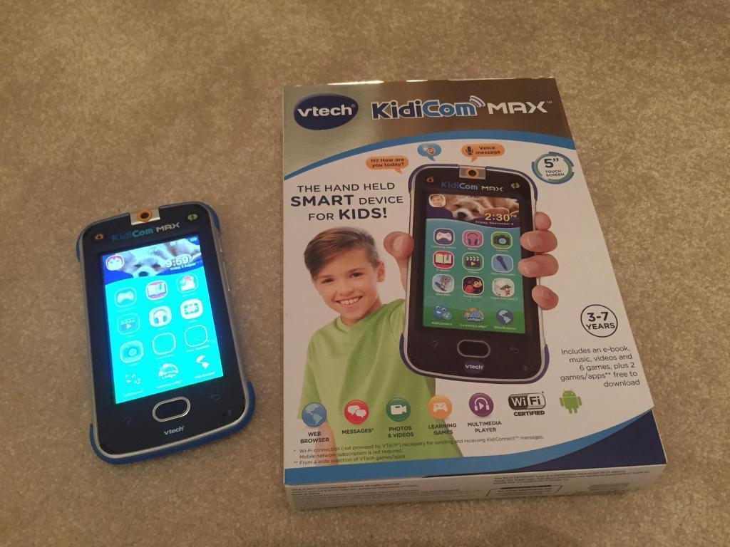 Vtech Kidicom Max Kids Mobile Phone In Kingswells Aberdeen Gumtree