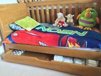 "Mamas & Papas ""Ocean"" Cot Bed"