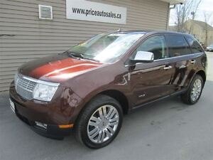 2010 Lincoln MKX GLASS ROOF - REMOTE START!!!