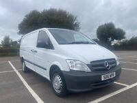 Mercedes-Benz, VITO, Panel Van, 2011, Manual, 2143 (cc)