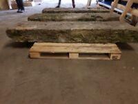 3 Giant Stone Slabs.