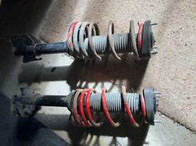 Subaru rear shocks