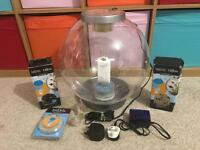 BiOrb 30L fish tank for sale