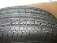 GARAGE CLEAROUT - car wheel with UNUSED tyre 145/70R12