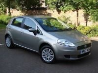 EXCELLENT CAR!!! 2007 FIAT GRANDE PUNTO DYNAMIC 1.2 5dr, 1 YEAR MOT, 2 FORMER KEEPERS, WARRANTY