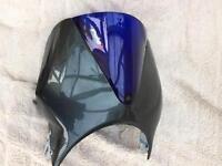 Suzuki Bandit 1200 Puig screen