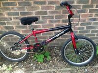 "Vibe BMX Bike 20"" Wheel Boys / Girls bicycle AGE 7 +"