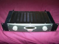 Alesis RA-300 / RA300 Reference Stereo Amplifier 300W
