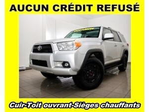 2010 Toyota 4Runner 4X4 * TOIT OUVRANT * ATTENTE APPROBATION *