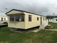 PRIVATE SALE - 2011 Willerby Salsa sited on Presthaven Beach Resort