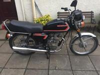 Classic Honda CG125