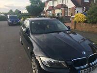 BMW 320i SE Business Edition - Black, 4 Door (needs fixing)