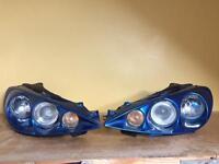 Peugeot 206 Genuine Morette Headlights