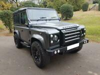 2014 LAND ROVER DEFENDER 90 TDCI COUNTY STATION WAGON XS