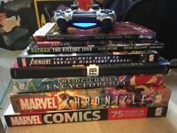 Comics graphic novels