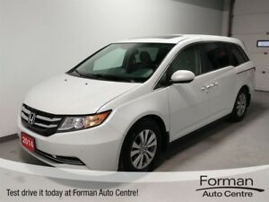 2014 Honda Odyssey EX-L w/RES - Winter tires and rims - New tire
