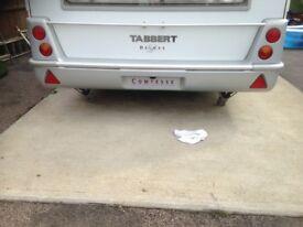 Tabbert trailer