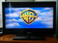 "Samsung LE37B554 37"" LCD flat screen television. Hdmi, remote control"