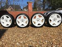 """3SDM 18"""" Alloy Wheels 112x5"""