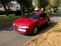 Low Mileage Alfa Romeo 1.6 T Spark - MOT'19 - FSH - Cambelt, Clutch & Tyres Replaced - PX Swap